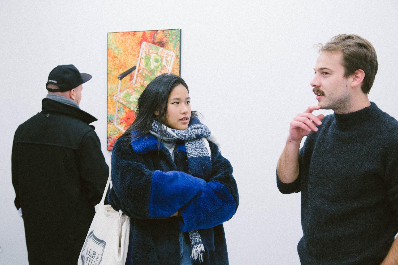 Jeroen Bocken _ Van der Mieden Gallery _ 2017