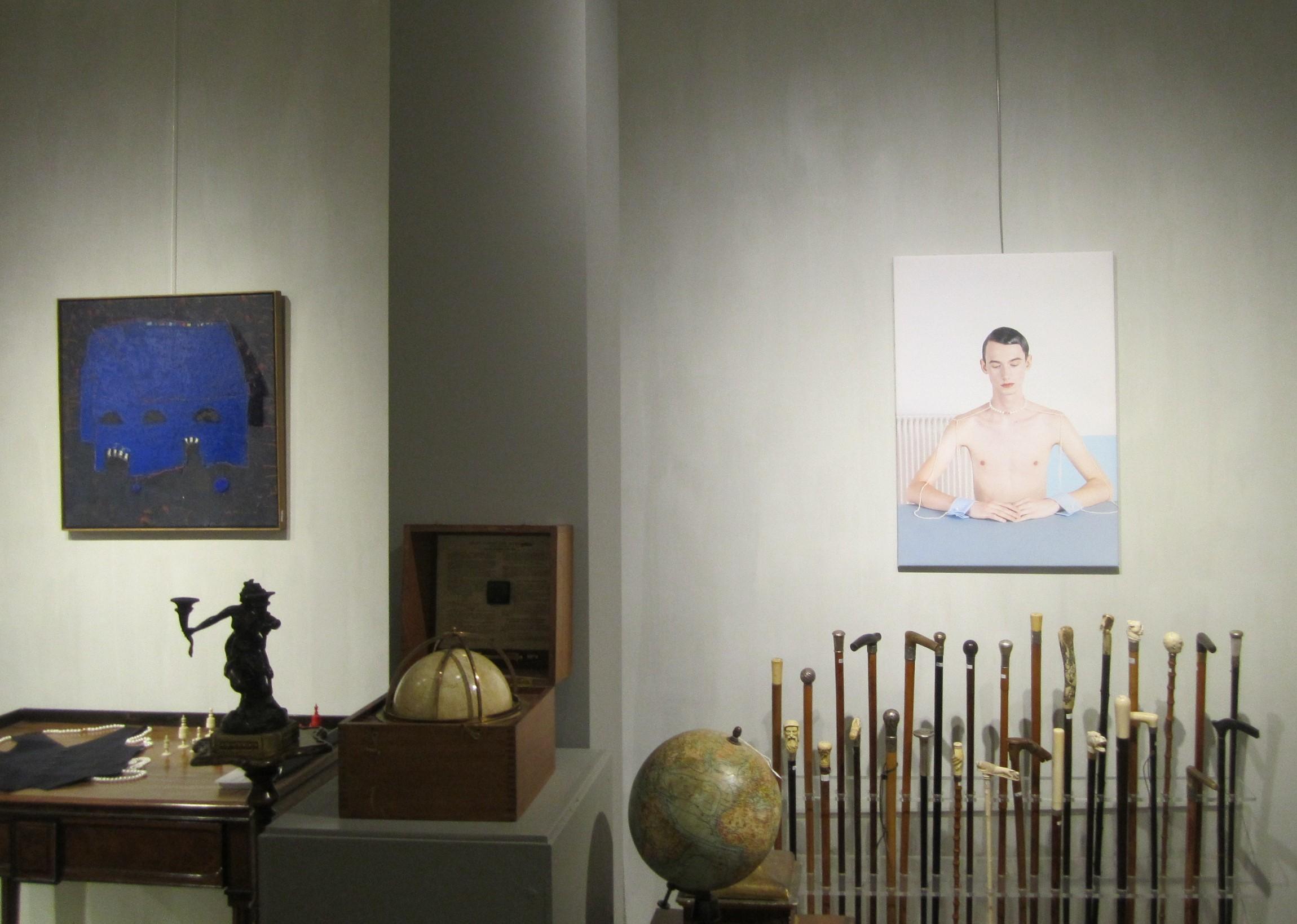 Liang Shu - Stein en Cedric Moermans Antiques