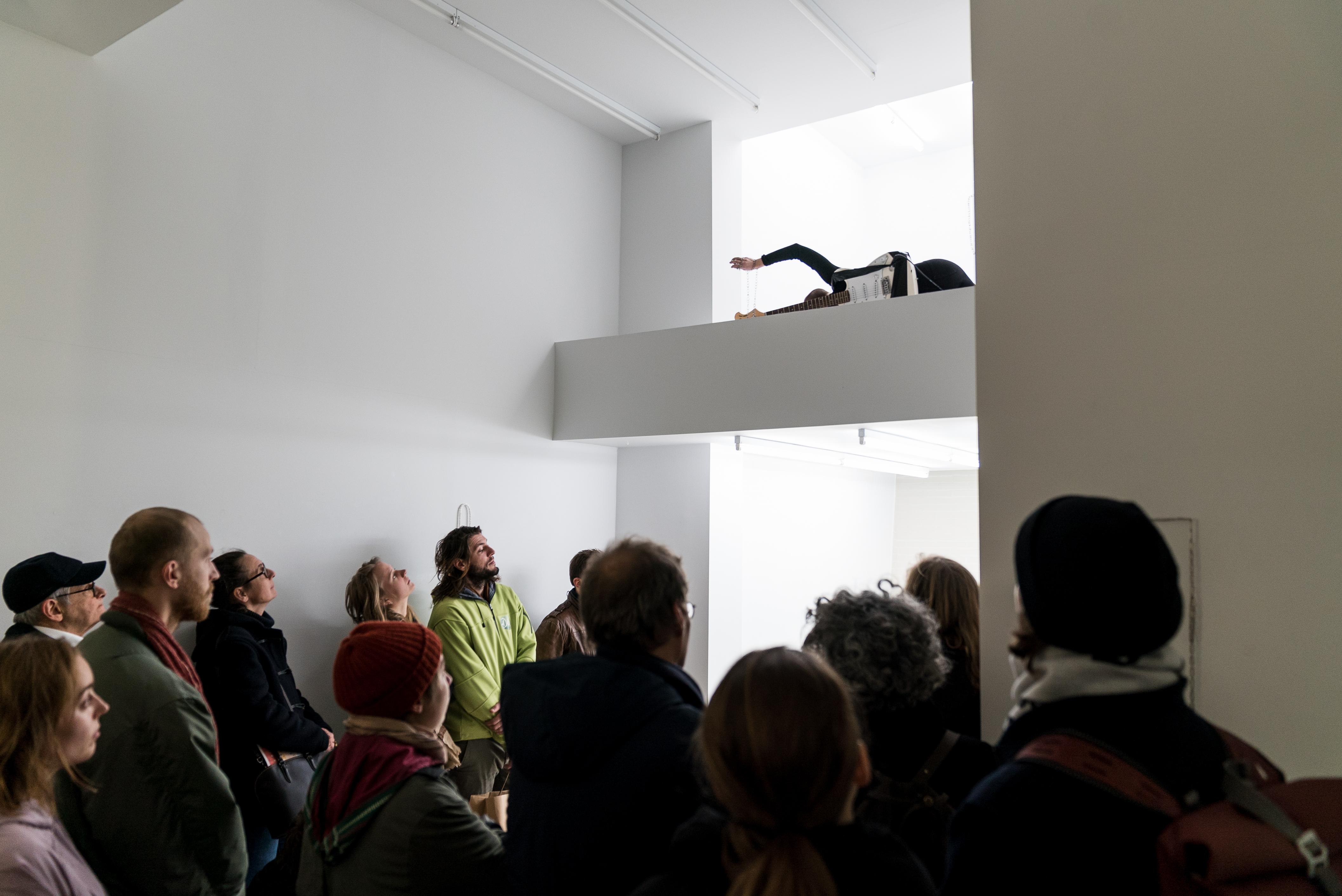 Ben_ Nina Plantefève Castryck met Lin Gerritse en Sophia De Groot_ Galerie Beyond
