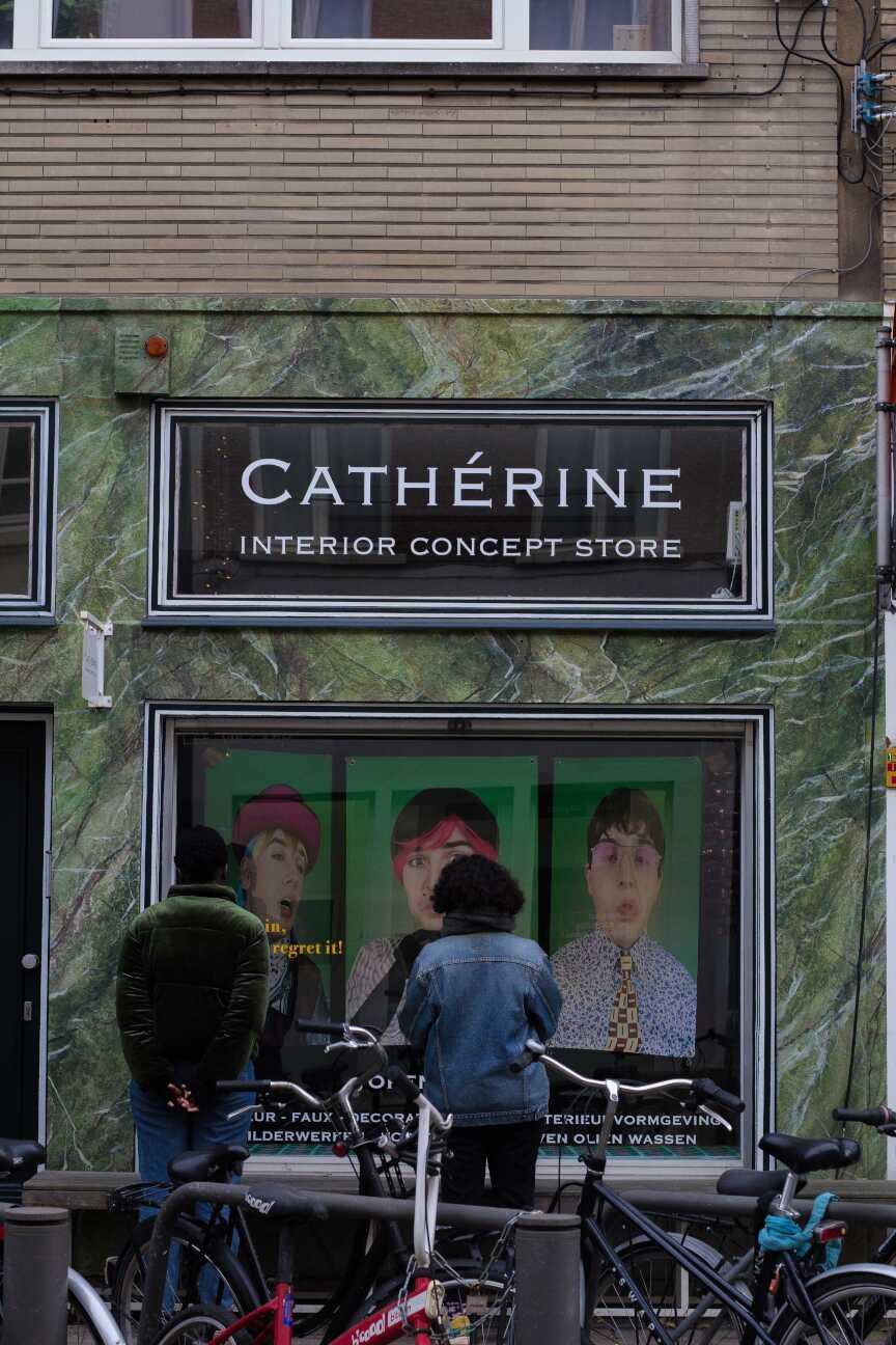 Lee Van Camp - Cathérine Interior